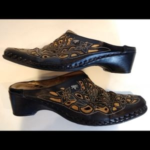 Pikolinos Size 38 Slide-on Flats